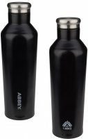 Abbey Godafoss Black termosz, 480 ml