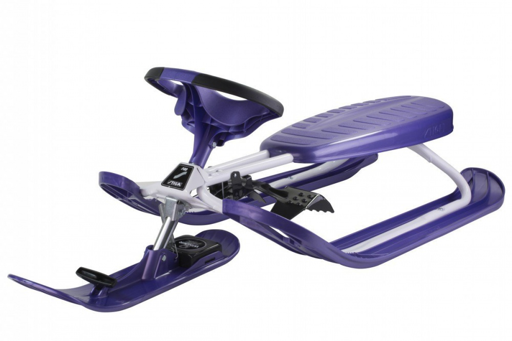 Stiga Snowracer Color Pro Purple szánkó